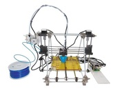 3Dstuffmaker's Mega Prusa - Reprap 3D Printer - Fully Assembled - Free