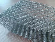 Ginning Knitted Wire Mesh - Stainless Steel,  Galvanized,  Copper &