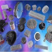 Knitted Mesh Engine Breathers,  Galvanized Steel,  Stainless Steel,  Appl