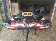 Tag 100 Go Kart for Sale,  All ready to race