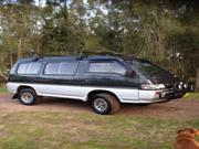Mitsubishi Delica 244000 miles