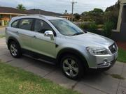 Holden Captiva 2008 Holden Captiva LX 60th Anniversary 7 Seater,