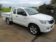 Toyota 2011 Toyota Hilux SR (2012) X Cab P/Up Automatic (4L -